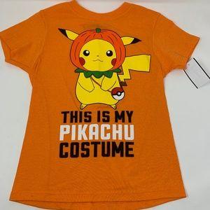 POKEMON This Is My Pikachu Costume Halloween Shirt